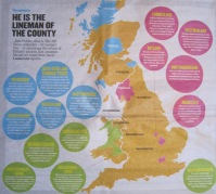 The lost counties of Britain