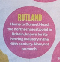 Rutland and its lost herring industry