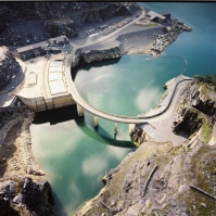 Dinorwig Pumped Storage Hydroelectric Scheme North Wales
