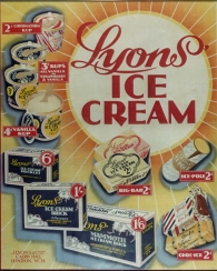 j lyons, lyons maid, ice cream, ice lolly, orange maid, mivvi, zoom, fab