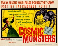cosmic monsters, american release, the strange world of planet x, film, science fiction