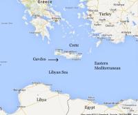 gavdos, crete, greece, libyan sea, mediterranean sea