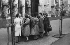 nikolaus pevsner, field trip, cathedrals
