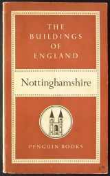 nikolaus pevsner, buildings of england, nottinghamshire
