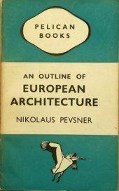 nikolaus pevsner, european architecture