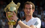 andy murray, tennis, champion, win, lose, olympics, roger federer