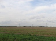 featureless, britain, pylon, electricity, overhead line, ordnance survey, grid square, farmland