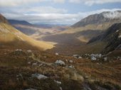 fisherfield forest, ruadh stac beag, wester ross, scotland