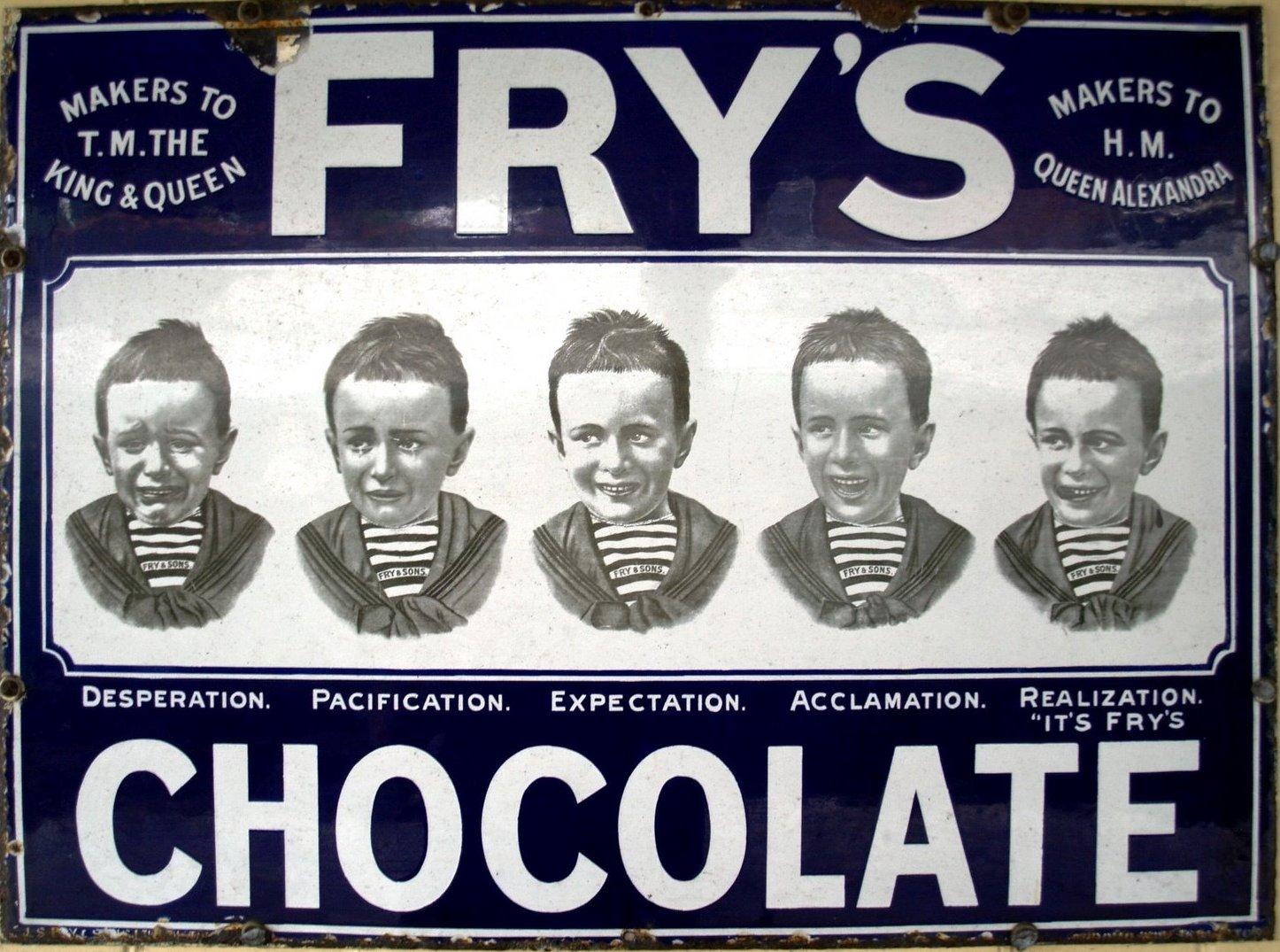 Fry S Chocolate Cream Victorian