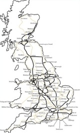 british railway network, dr richard beeching, railway line closures