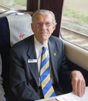 richard hope, railway gazette, talyllyn railway preservation society, trps