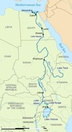 nile, white nile, lake victoria, blue nile, lake tana, mountains of the moon, lake albert, uganda, democratic republic of the congo