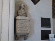 spencer perceval, prime minister, memorial, st lukes charlton