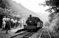 talyllyn railway, abergynolwyn, reg dawson, first preserved railway