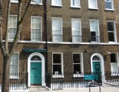charles dickens museum, doughty street, bloomsbury, london, pickwick papers, oliver twist, nicholas nickleby