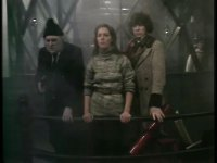 horror of fang rock, dr who, leela, lighthouse, rutan, bbc