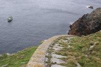 lighthouse, eilean mòr, flannan isles, atlantic ocean