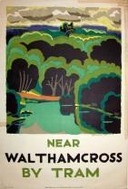 PosterWalthamCross