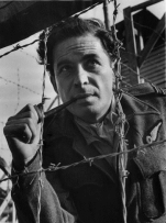 leo genn, film actor, the wooden horse, the miniver story, moby dick, the longest day