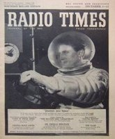 radion times, bbc, journey into space, teh red planet, andrew faulds, spacesuit
