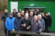epping forest guardian, bradley melton, paul morris, ralph ankers, bikers tea hut, save the tea hut