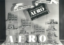 aero bar, chocolate bar, rowntree, rowntree's