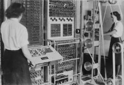 colossus computer, teleprinter encryption, tunny, bletchley park, tommy flowers