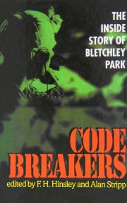 harry hinsley, codebreakers, bletchley park