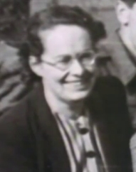 Joan Clarke was recruited by Welchman in June 1940 to work in Hut 8 at Bletchley Park as a cryptanalyst under Turing. They became very good friends and Turing would arrange their shifts so they would be working together, and they also spent a lot of their free time together. Despite their becoming engaged in 1941 and Turing then breaking up with Clarke, they remained close friends right up until Turing's death in 1954. She became deputy head of Hut 8 in 1944 but was paid less than the men.