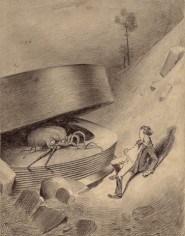 horsell common, h g wells, the war of the worlds, henrique alvim corrêa