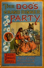 dog's grand dinner party, dame dingles series, mcloughlin