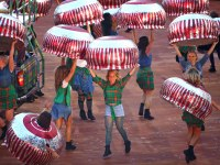 tunnocks tea cakes, glasgow, commonwealth games, celtic park