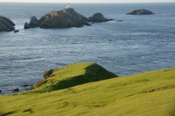 muckle flugga, out stack, taing of loosswick