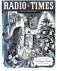 radio times christmas edition, queens christmas message, royal yacht britannia