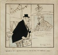 festival of britain, ronald searle, woolly smothers, herbert morrison
