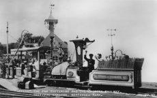 far tottering oyster creek railway, rowland emett, festival pleasure gardens, festival of britain