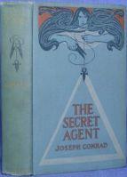 joseph conrad, secret agent, adolf verloc, greenwich observatory, spy novelist