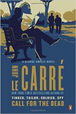 john le carre, call for the dead, george smiley, spy novelist