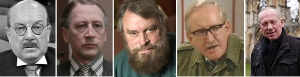 arthur lowe, bernard hepton, brian blessed, brian wilde, christopher timothy, z-cars
