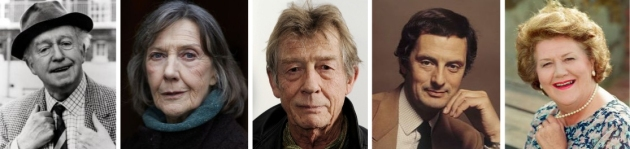 arnold ridley, eileen atkins, john hurt, francis matthews, patricia routledge, z-cars