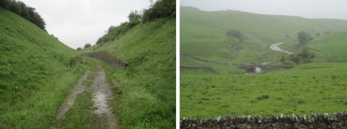 ravenstonedale, scandal beck, smardale bridge, wainwright coast to coast