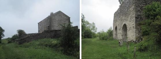 smardale gill, smardale limekilns, smardale limestone quarry, smardale cottages